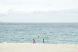 いなか浜の写真