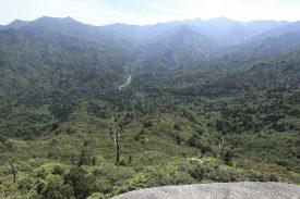 太鼓岩の写真