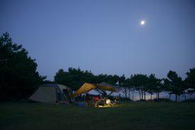 山好きテントでおやすみなさい!の写真