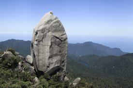 太忠岳山頂に到着!の写真